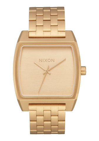 Nixon Time Tracker - All Gold