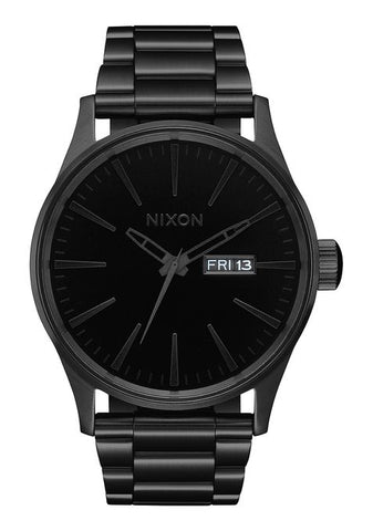 Nixon Sentry - All Black / Black