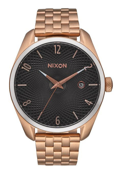 Nixon Bullet -  Rose Gold / Black / Sunray