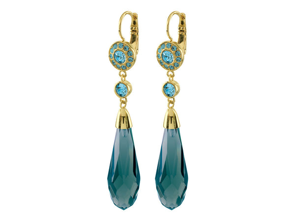 Dyrberg/Kern Aday SG Light Blue Earring