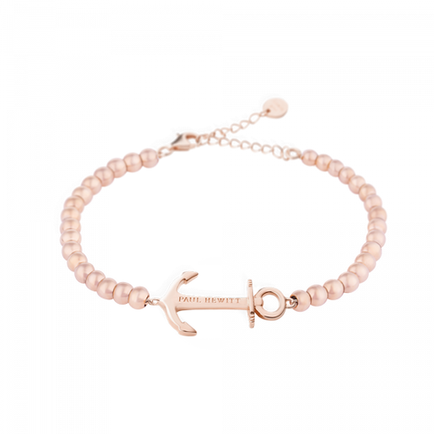 Paul Hewitt Bracelet Anchor Spirit Steel IP Rose Gold