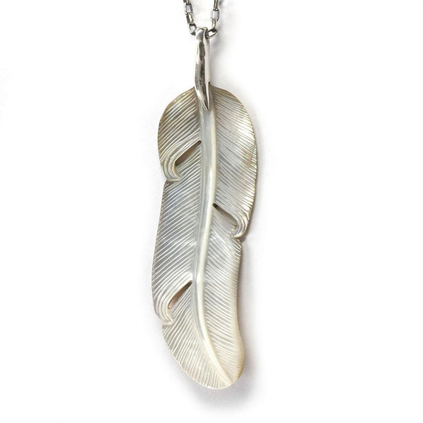 AS LIGHT AS A FEATHER NECKLACE