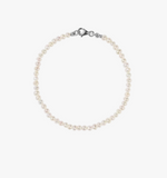 Meadowlark Micro Pearl Bracelet - Small/Medium
