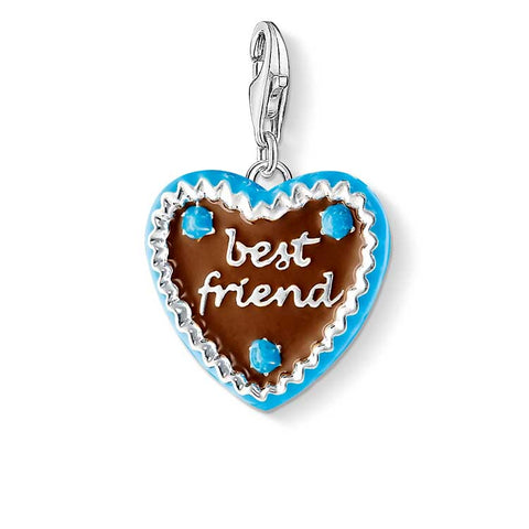 Thomas Sabo Charm Club Gingerbread Friend Charm - CC1099