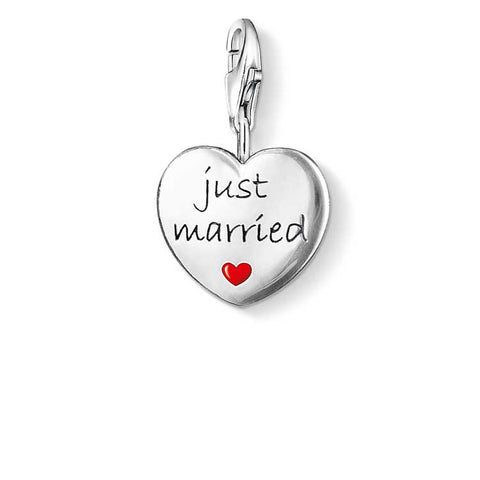 Thomas Sabo Charm Club Just Married Charm - CC674