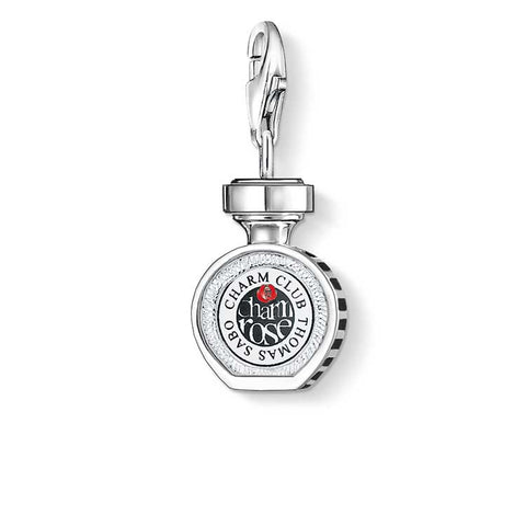 Thomas Sabo Charm Club Charm Rose Flacon Charm - CC696