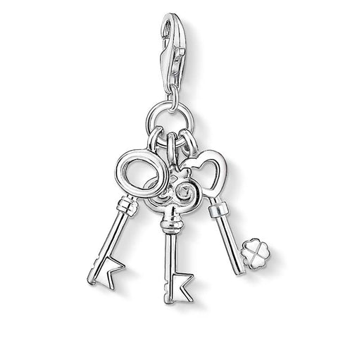 THOMAS SABO CHARM CLUB KEYS