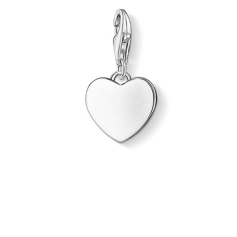 THOMAS SABO SILVER HEART