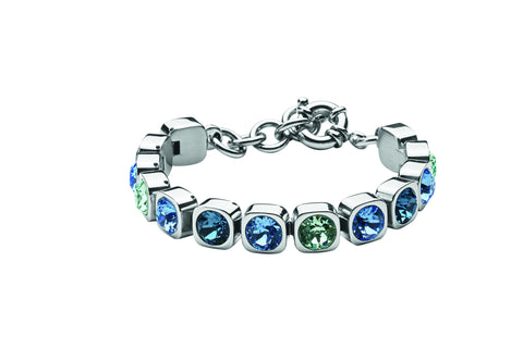 CONIAN SS LIGHT BLUE BRACELET