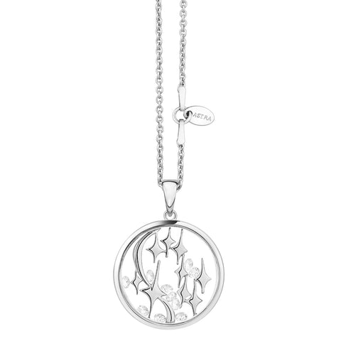 "Astra ""Constellation"" Pendant - Silver"