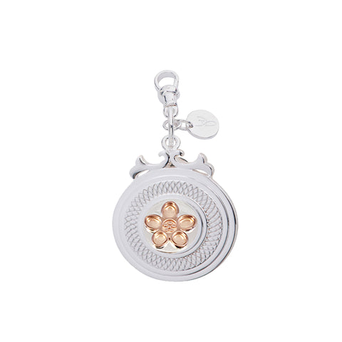 "Daisy Sterling Silver Declaration Pendant ""Bloom"" - Small"
