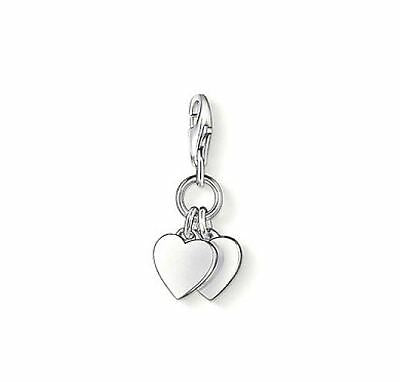 Thomas Sabo- Double Heats Charm