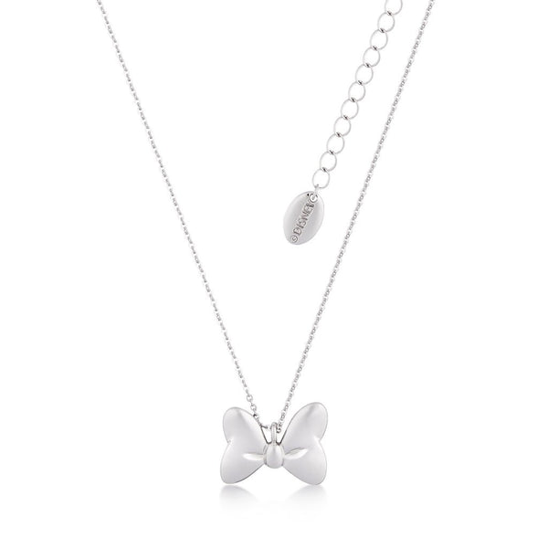 Disney Minnie Mouse Bow Necklace DSN007