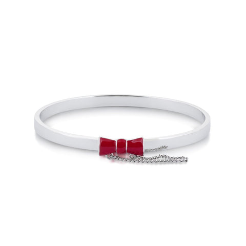 Couture Kingdom Minnie Mouse Red Bow Bangle DSB029