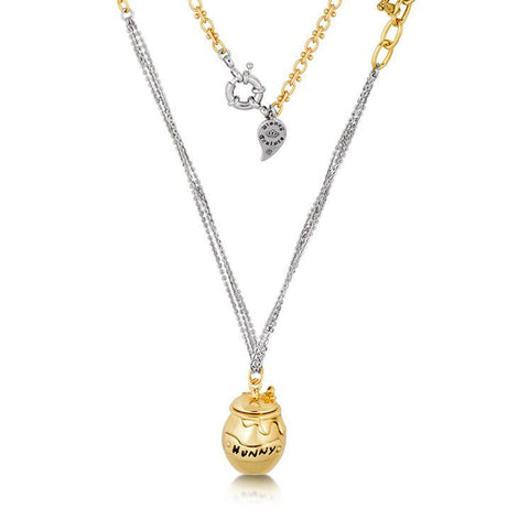 Winnie The Pooh Honey Pot Necklace