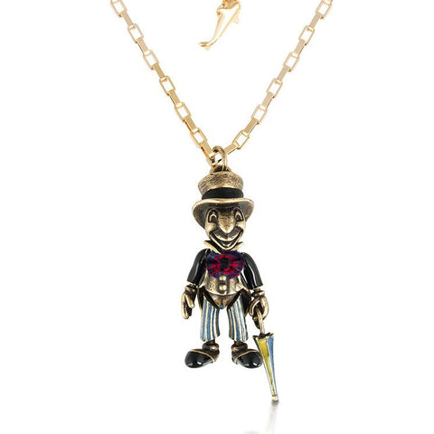 Jiminy Cricket Necklace