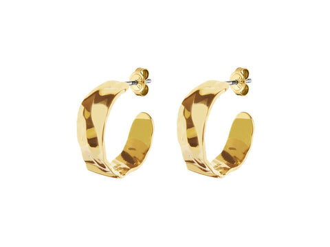 Dyrberg/Kern - Gerly Shiny Gold Earring
