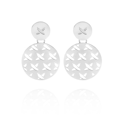 Boh Runga Discologo Medium Earring