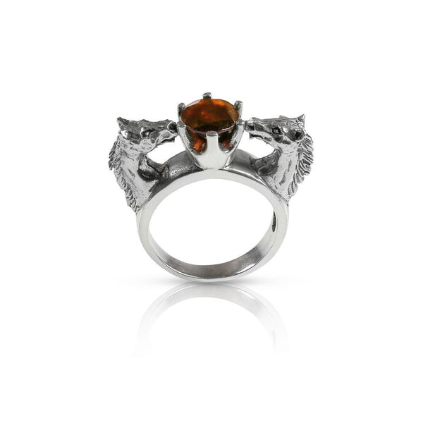Nick Von K Double Horse Ring