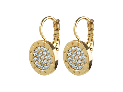DYRBERG/KERN AVELON SG LIGHT AZZORE EARRING