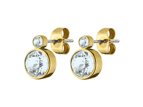 DYRBERG/KERN LONDON SG LIGHT AZZORE EARRING