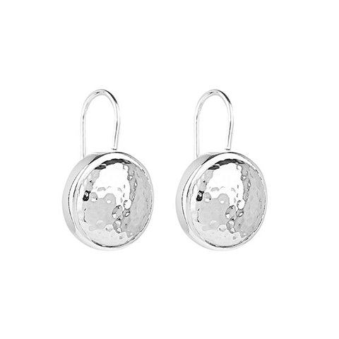 Najo - Grand Silver Glow Earring
