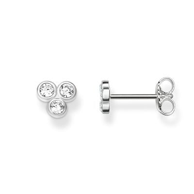 THOMAS SABO 3 CZ STUD EARRINGS H1921