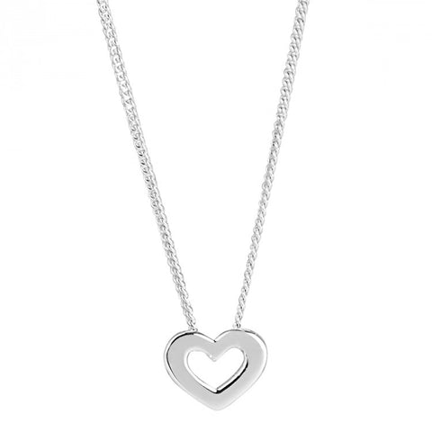 Najo Lost Island Heart Necklace