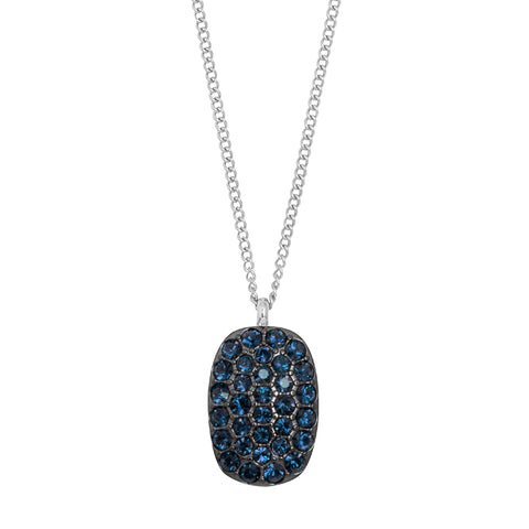Dyrberg/Kern Izoro SS Blue Necklace