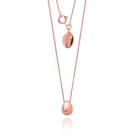 Boh Runga Egglet - 9ct Rose Gold