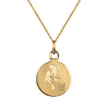 Lindi Kingi Koi Blessing Pendant - Gold Plated