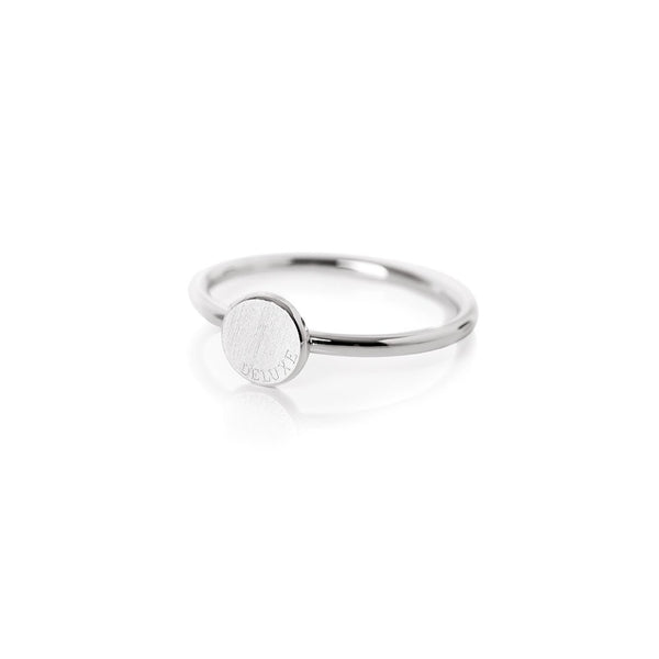 Lindi Kingi Deluxe Symmetry Mini Ring - Size O