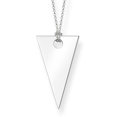 THOMAS SABO TRIANGLE PENDANT KE1541