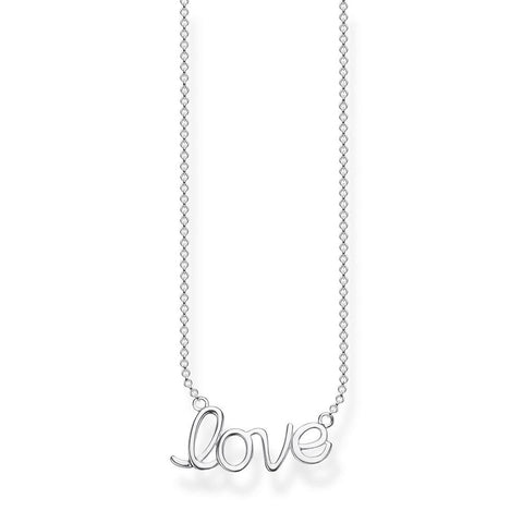 Thomas Sabo Love Necklet - TKE1847