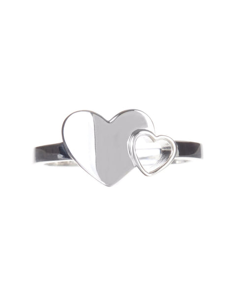 Karen Walker Exploding Heart Ring