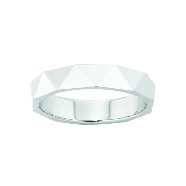 Karen Walker Velocity Ring Silver