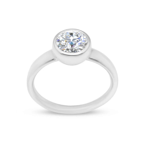 MichaelJohn Jewellery Single Stone Ring