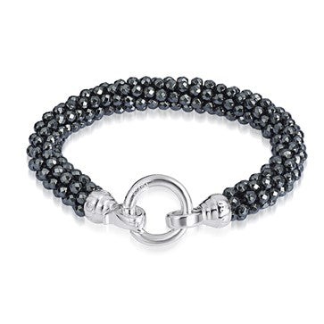 Kagi Midnight Weave Bracelet - Medium