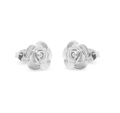 MichaelJohn Jewellery 'Skinny' Rose Studs