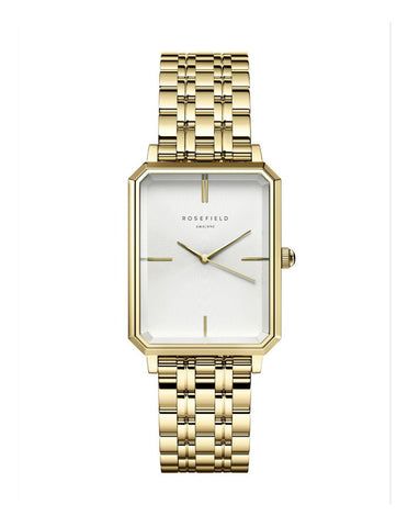 Rosefield Watch - The Elles Gold Bracelet Style Watch