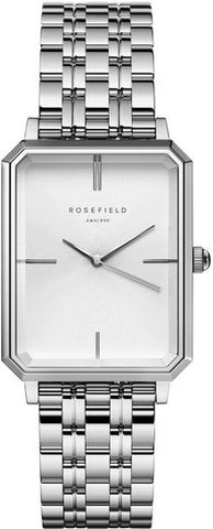 Rosefield Watch - The Elles Silver Bracelet Style Watch