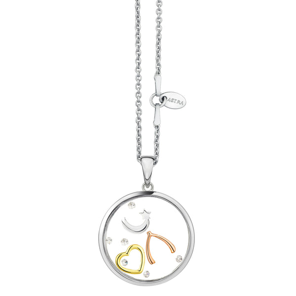 Astra 'Life Is A Miracle' Pendant