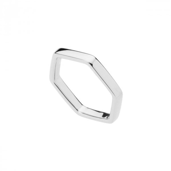The Hex Ring - Size Medium