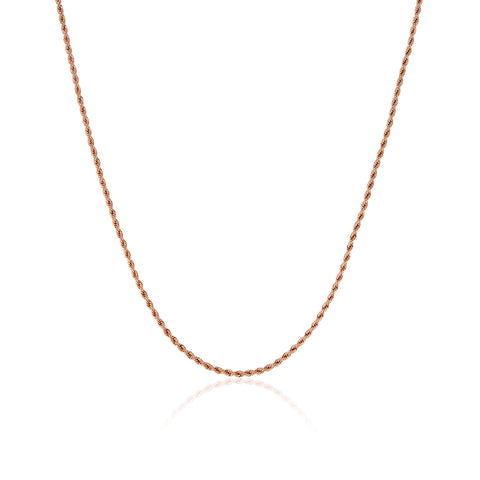 Kagi Rose Twist Petite Necklace