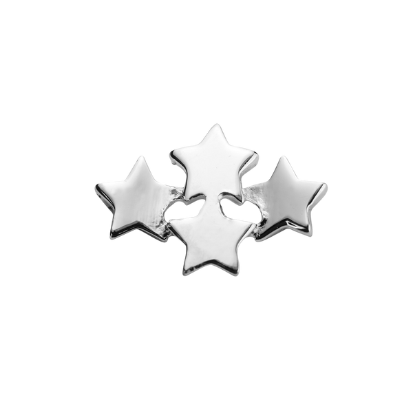 STOW Wishing Stars (My Dreams) Charm - Sterling Silver