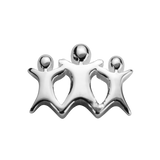 STOW Stowaways (My Family) Charm - Sterling Silver