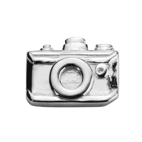 STOW Camera (My Memories) Charm - Sterling Silver