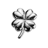 STOW Lucky Clover (Good Fortune) Charm - Sterling Silver