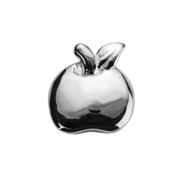 STOW Apple (Of My Eye) Charm - Sterling Silver