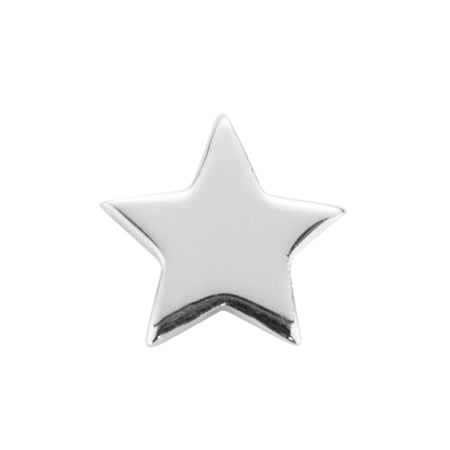 STOW Shining Star (Brilliant) Charm - Silver